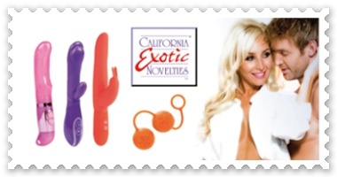 Linea de productos California Exotic Novelties