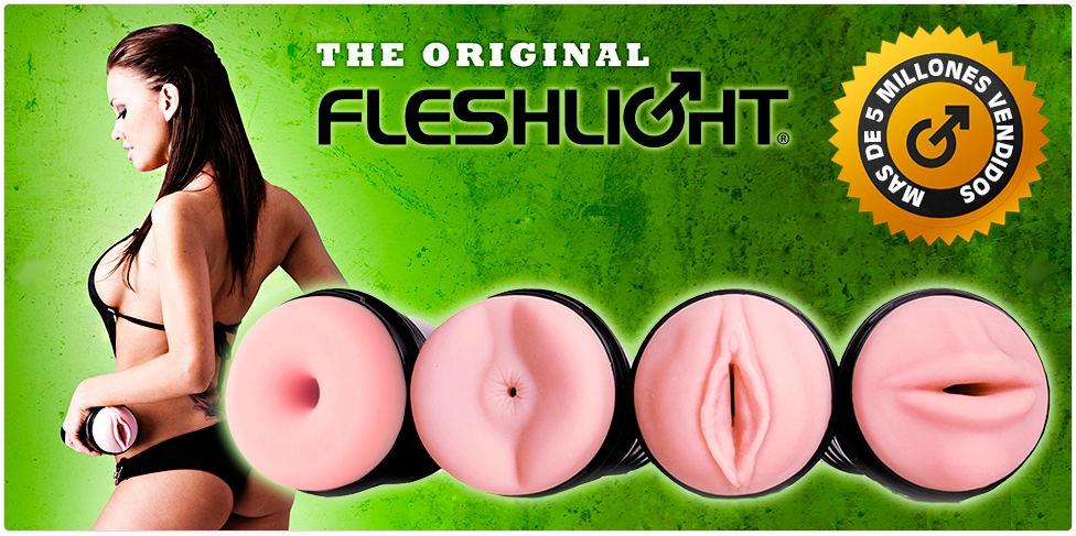 Masturbadores Fleshlight