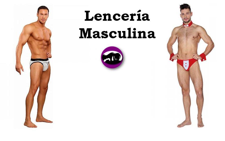 lenceria masculina