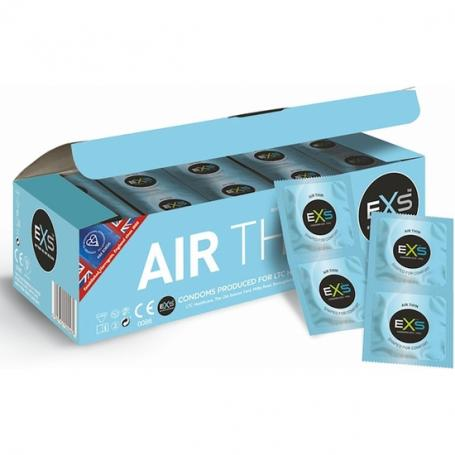 EXS AIR THIN - SIN OLOR - 144 PACK - Imagen 1