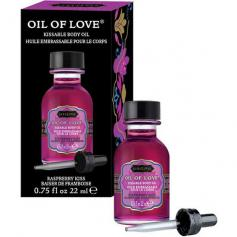 OIL OF LOVE FRAMBUESA - 22ML - Imagen 1