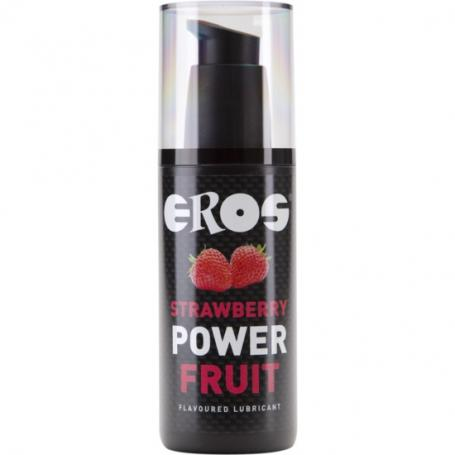 EROS FRESAS POWER FRUIT LUBRICANTE 125 ML - Imagen 1