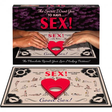 KHEPER GAMES - THE SPIRITS WANT YOU TO HAVE SEX - Imagen 1