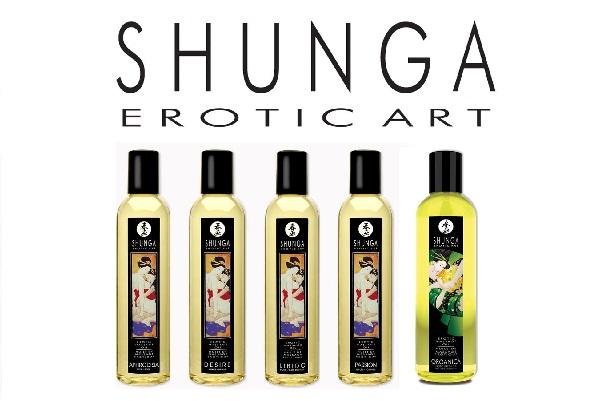 Productos Shunga, un mundo de placeres