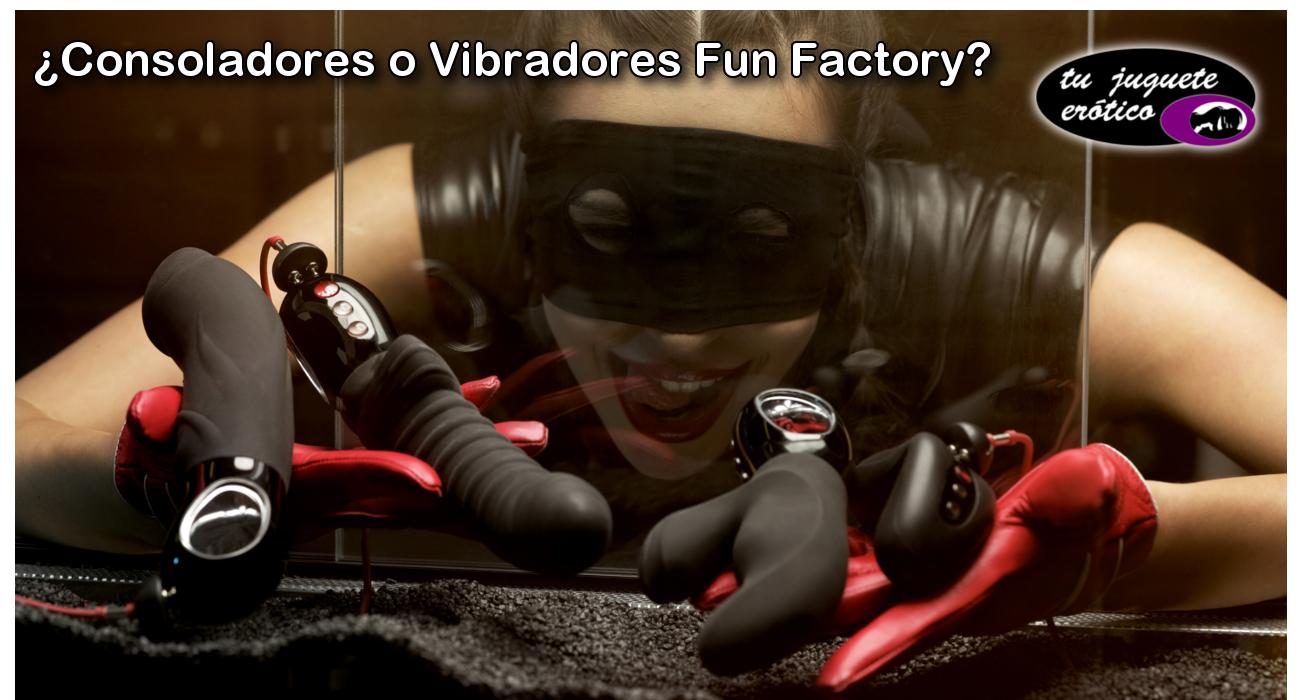 Vibradores Fun Factory