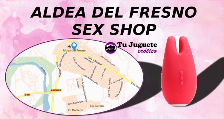 tienda erotica online aldea del fresno