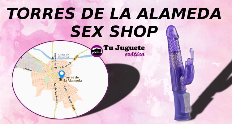 tienda erotica online torres de la alameda