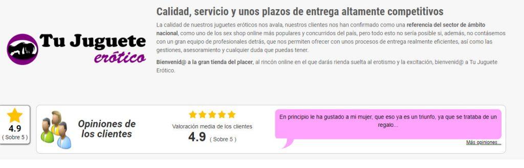 nuestros clientes 100% satisfechos