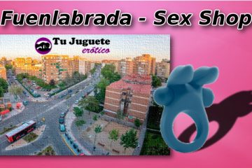 sex shop Fuenlabrada