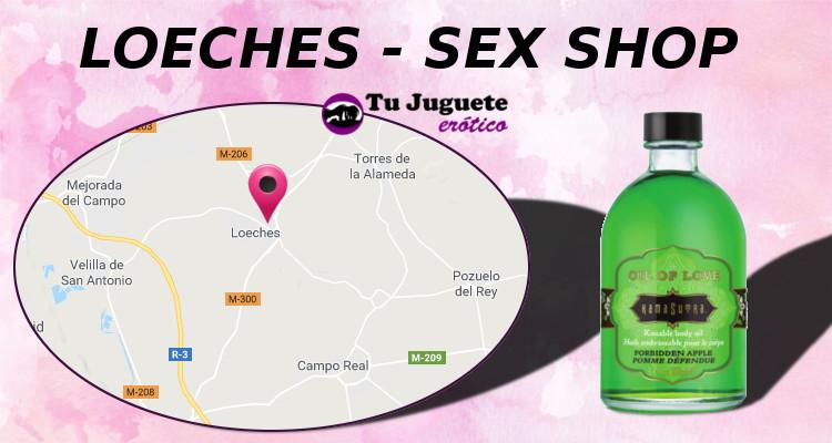 tienda erotica online Loeches
