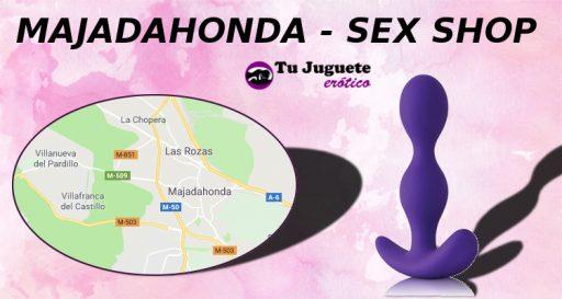 tienda erotica online majadahonda