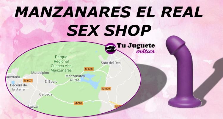 tienda erotica online manzanares el real
