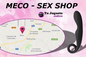 tienda erotica online Meco