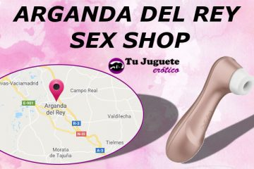 tienda erotica online arganda del rey