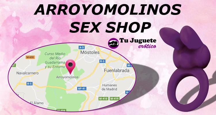 tienda erotica online arroyomolinos