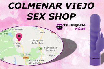 tienda erotica online colmenar viejo