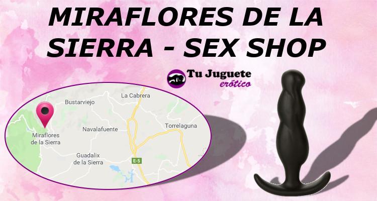 tienda erotica online miraflores de la sierra