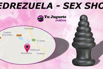 tienda erotica online pedrezuela