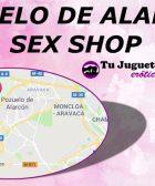 tienda erotica online pozuelo de alarcon