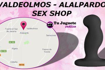 tienda erotica online valdeolmos alalpardo
