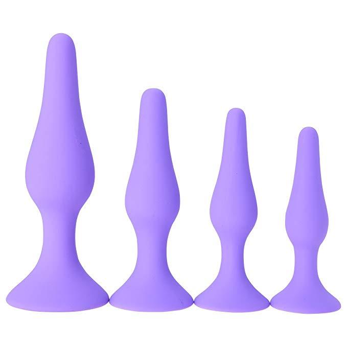 Juguetes sexo anal